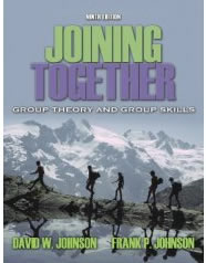 Joining Together: Group Theory and Group Skills (9th Edition)