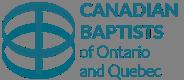 Canadian babtists of Ont logo 1000