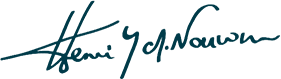 HenriNouwen-signature