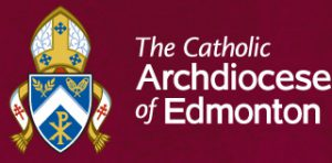 logo Catholic Archdiocese of Edmonton