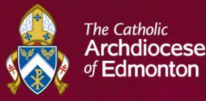 logo Catholic Archdiocese of Edmonton