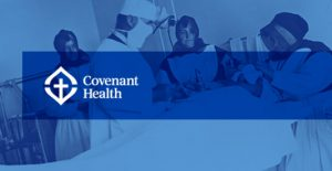 Covenant Health logo careers