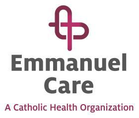 Emmanuel Care Sask logo